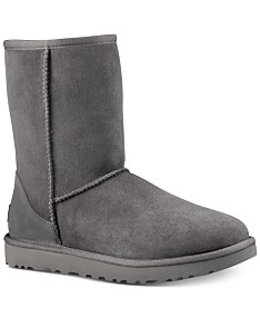 9918868875b Gray UGG Shoes - Macy's