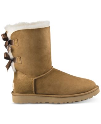ugg women s bailey bow ii boots boots shoes macy s rh macys com