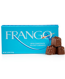 Frango Chocolates, 15 PC  Milk Sea Salt Caramel Box of Chocolates