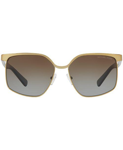 7b734808eee7a Michael Kors Polarized Sunglasses