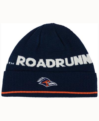 adidas University of Texas San Antonio Roadrunners Coach Cuffed Knit Hat