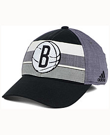 adidas Brooklyn Nets Tri-Color Flex Cap