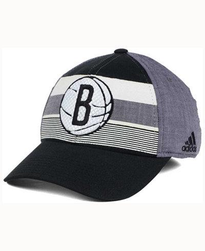 adidas Brooklyn Nets Tri-Color Flex Cap