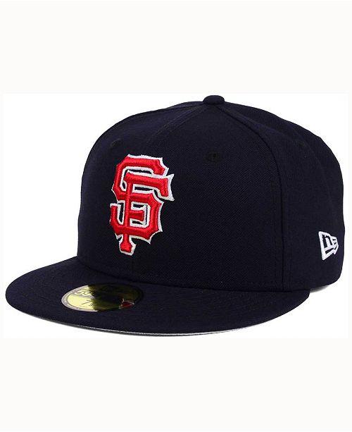 New Era San Francisco Giants Rivalry 59FIFTY Cap