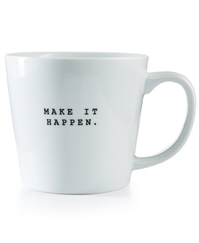 The Cellar Make it Happen Mug, Created for Macy's