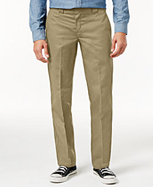 Dickies Men's Slim-Straight Fit Work Pants