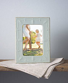 "Lenox French Perle 4"" x 6"" Frame"