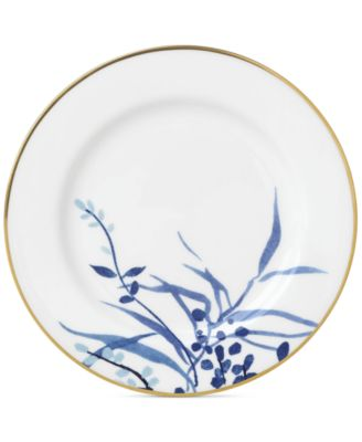 Birch Way Indigo Collection Bread & Butter Plate