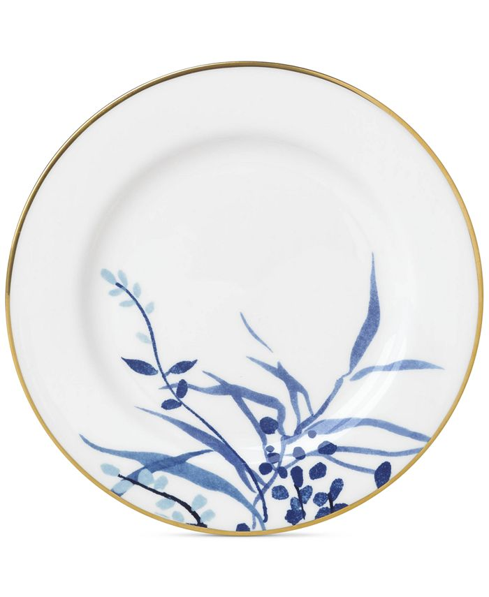 kate spade new york - Birch Way Navy Collection Bread & Butter Plate