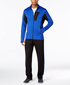 ID Ideology Men's Knit Track Suit, Created for Macy's