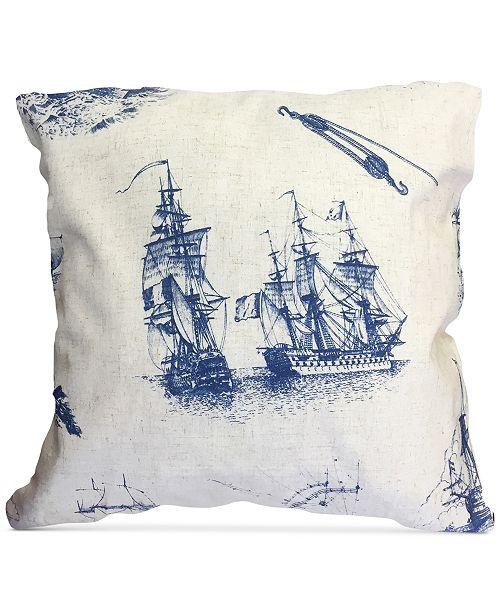 Homewear Cape Cod 40 Square Decorative Pillow Decorative Throw Adorable Cape Cod Decorative Pillows