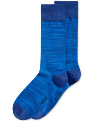 Image of Alfani Men's Space-Dyed Dress Socks, Created for Macy's