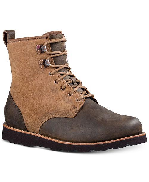 97c210fd9e1 UGG® Men's Hannen TL Boots & Reviews - All Men's Shoes - Men - Macy's