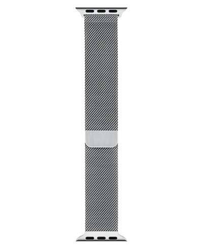Apple Watch 42mm Silver Milanese Loop Band
