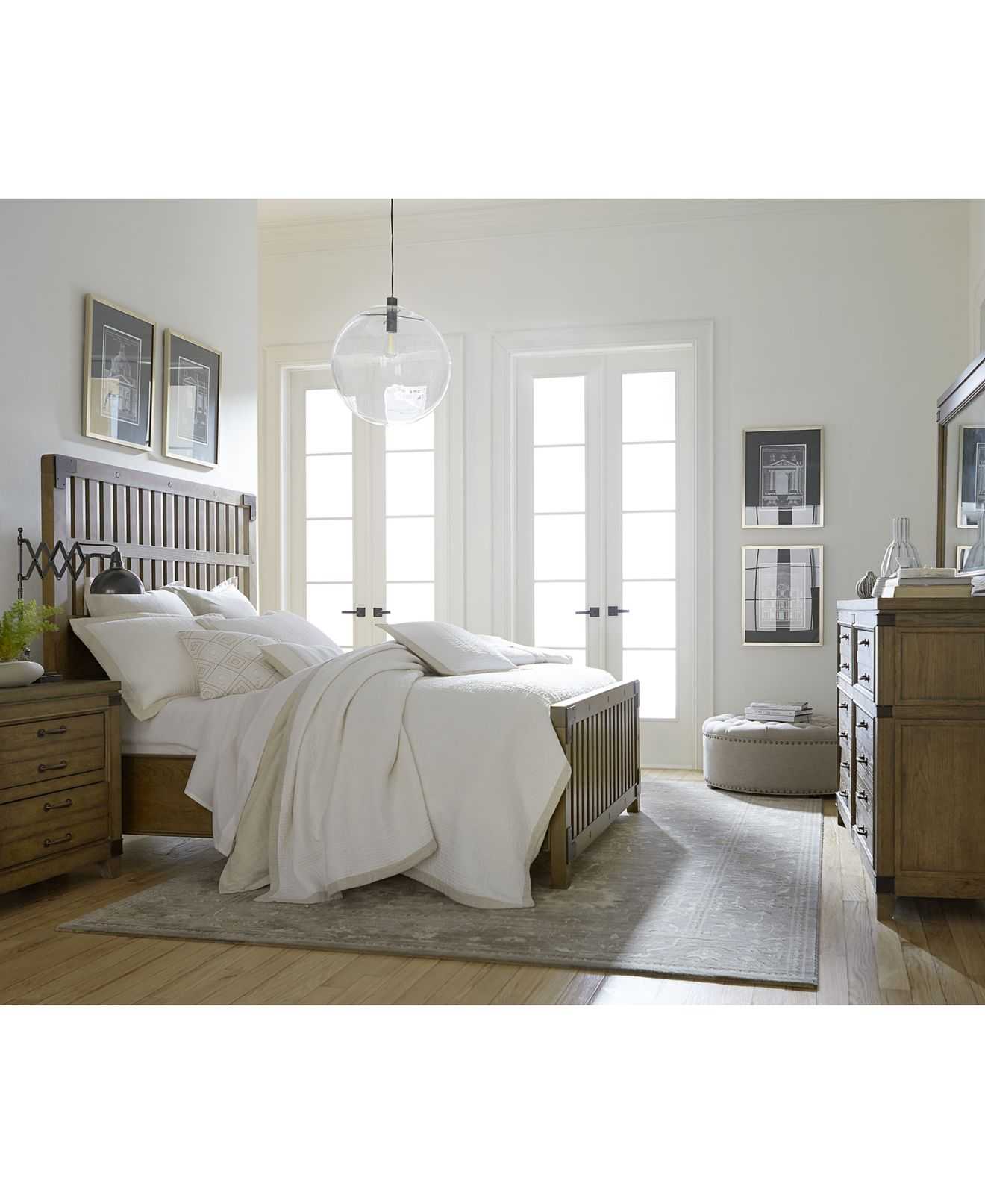 Rustic Bedroom Furniture Sets Macy s
