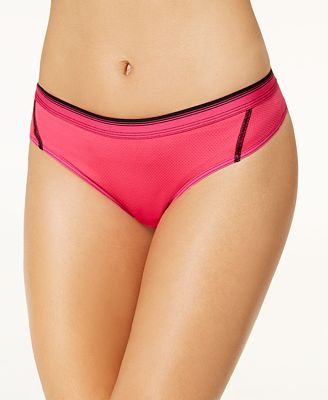 Jockey Sporties Mesh Thong 2198
