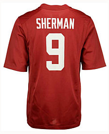 Nike Men's Richard Sherman Stanford Cardinal Player Game Jersey