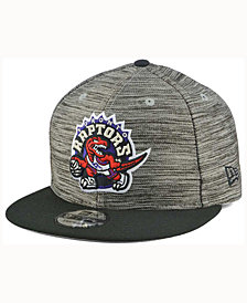 New Era Toronto Raptors Blurred Trick 9FIFTY Snapback Cap
