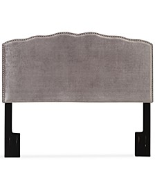 Lenton King Upholstered Headboard, Quick Ship