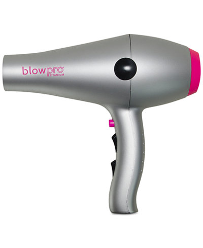 Blow Pro Titanium Travel Dryer + 3-pc. Travel-Sized Products