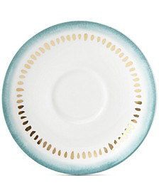 Goldenrod Collection Saucer