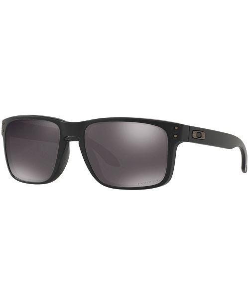 Oakley Polarized Holbrook Prizm Black Iridium Sunglasses , OO9102