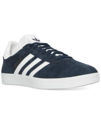 Image of adidas Men's Gazelle Sport Pack Casual Sneakers from Finish Line