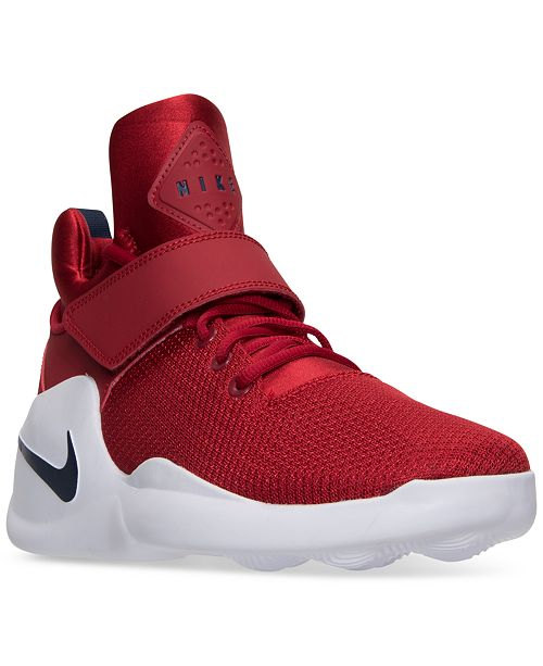 bceb3b7f89e7 Nike Men s Kwazi Basketball Sneakers from Finish Line  Nike Men s Kwazi  Basketball Sneakers from Finish ...