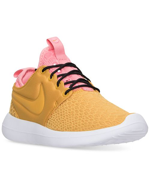360afa24c362f Nike Women s Roshe Two SE Casual Sneakers from Finish Line ...