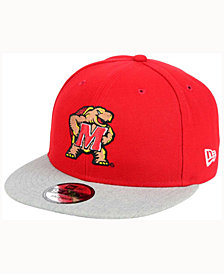 New Era Maryland Terrapins MB 9FIFTY Snapback Cap