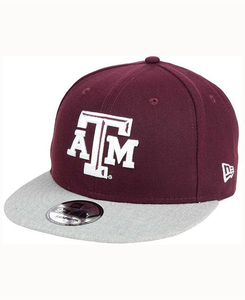 8fd3266e509eb ... authentic new era. texas am aggies mb 9fifty snapback cap. be the first  to