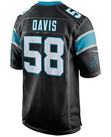 Nike Men's Thomas Davis Sr. Carolina Panthers Game Jersey