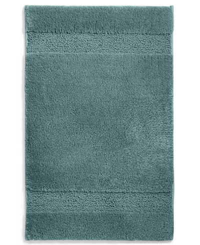 Martha Stewart Collection Spa 19 3 X 32 0 Bath Rug Created For Macy 39 S Bath Rugs Bath Mats