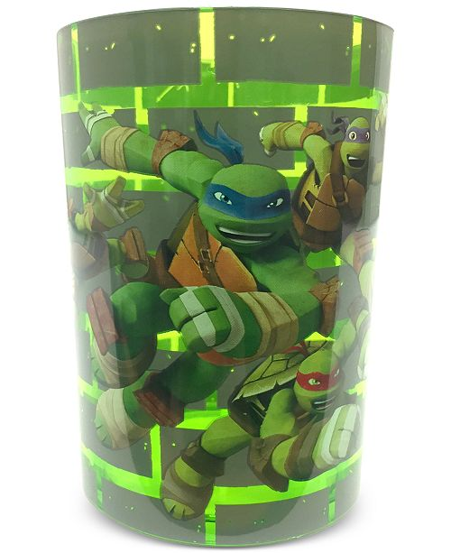 Jay Franco Age Mutant Ninja Turtles Crash Landing Bath