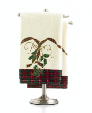 Lenox Bath Towels, Holiday...