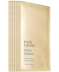Micro Essence Infusion Mask - 6-Pk., Created for Macy's