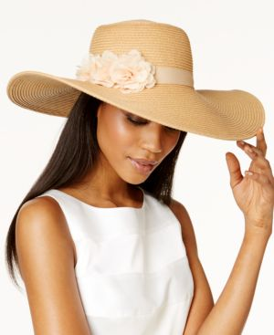 August Hats Fantasy Floral Sun Hat