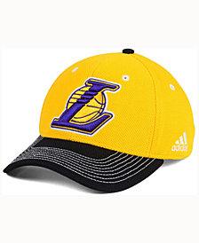 adidas Los Angeles Lakers Duel Logo Flex Cap