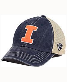 Top of the World Kids' Illinois Fighting Illini Wickler Mesh Cap