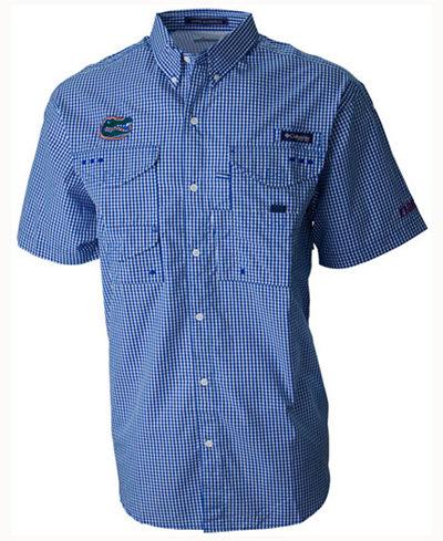 Columbia Men's Florida Gators Super Bonehead Short Sleeve Shirt
