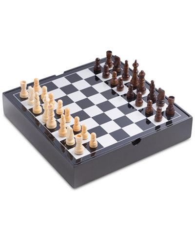 Bey-Berk Wood Multi-Game Set