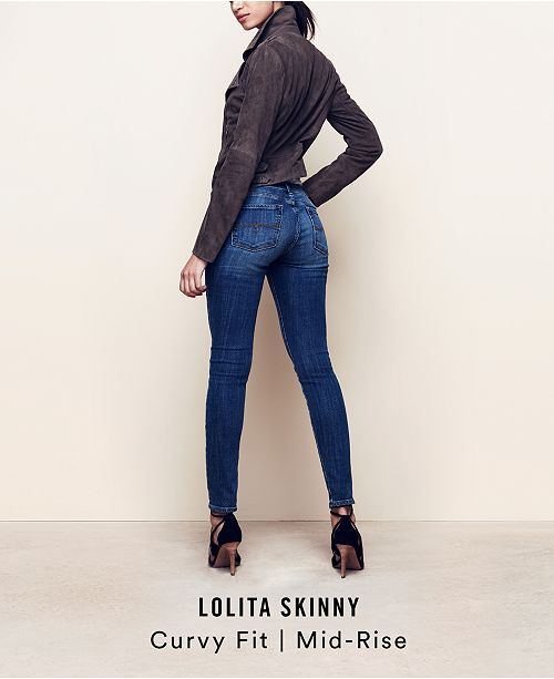 f4628f4b01b Lucky Brand Lolita Skinny Jeans   Reviews - Jeans - Women - Macy s