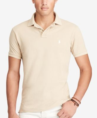 Men\u0027s Classic-Fit Mesh Polo