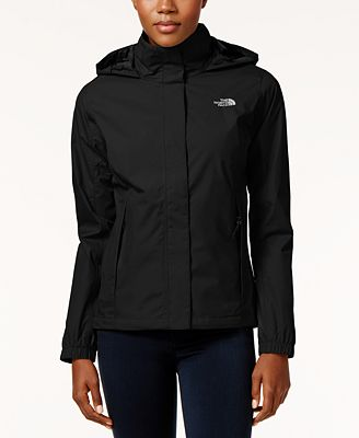 The North Face Resolve 2 Waterproof Packable Rain Jacket - Jackets ...