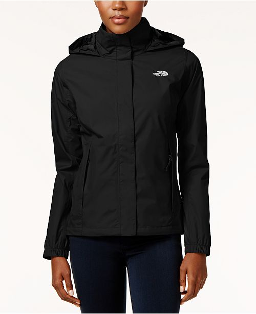 4e1da9deffc The North Face Resolve 2 Waterproof Rain Jacket   Reviews - Jackets ...
