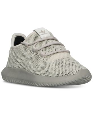 adidas Little Boys\u0027 Tubular Shadow Knit Casual Sneakers from Finish Line