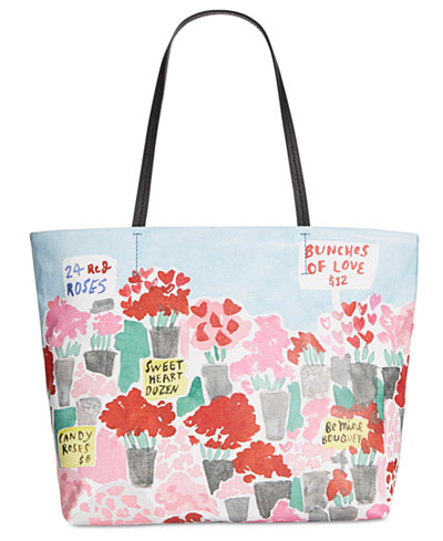 kate spade new york Rose Market Hallie Tote