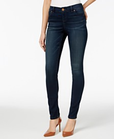 I.N.C. INCFinity Stretch Skinny Jeans, Created for Macy's