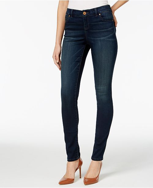 INC International Concepts I.N.C. INCFinity Stretch Skinny Jeans, Created for Macy's