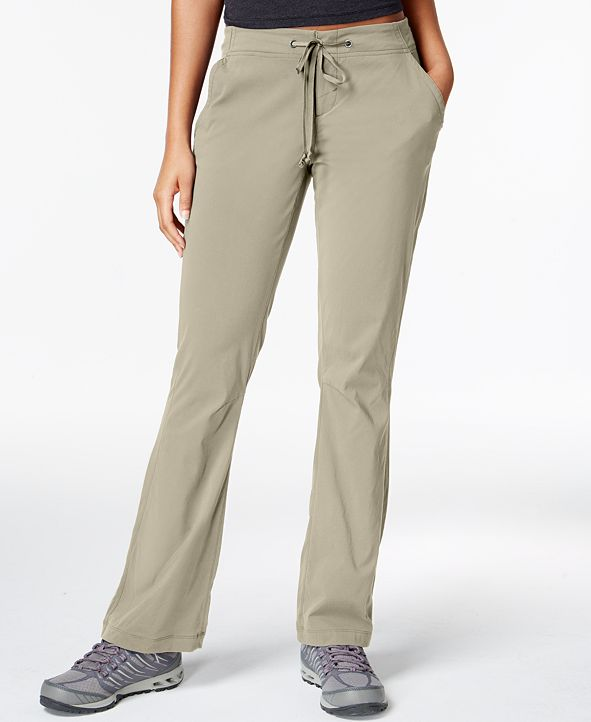 Columbia Women's Anytime Omni-Shield­™ Bootcut Hiking Pants
